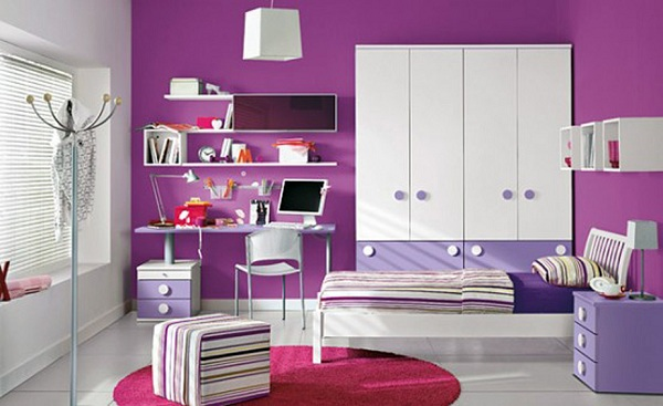 Wardrobe Designs For Kids Bedroom