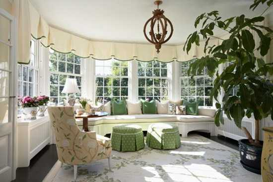 Living Room Bay Window Decorating Ideas Home Decor Report