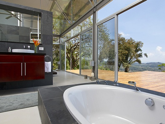 Modern Bathroom Design 2012
