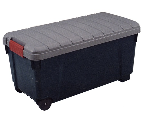 Wheeled Storage Bin