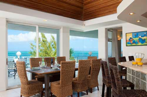 Beach House Dining Rooms