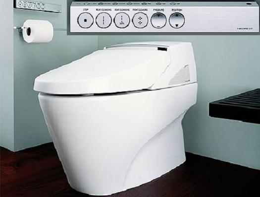 Bidet Toilet Combo Toto