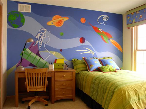 Boy Bedroom Designs