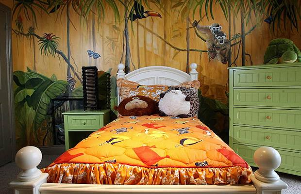 Boys Green Bedroom Ideas