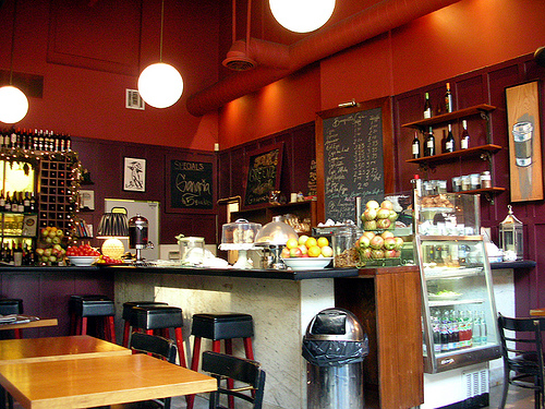 Cafe Interior Design Photos