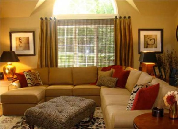 Decorating small family room ideas home decor report for Ideas to decorate a small family room