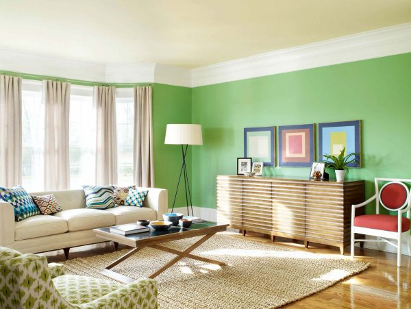 Family Room Color Schemes