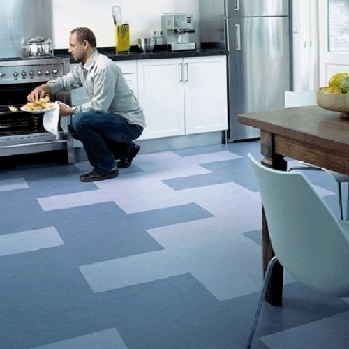 Flooring For Kitchen