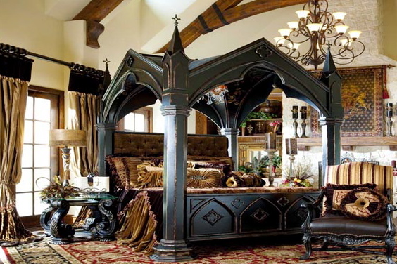 5 Ideas To Showcase Modern Gothic Interior Design Home