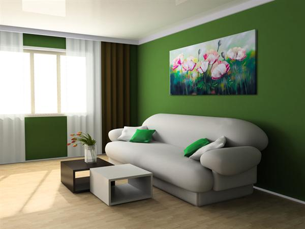 Green Colored Furniture