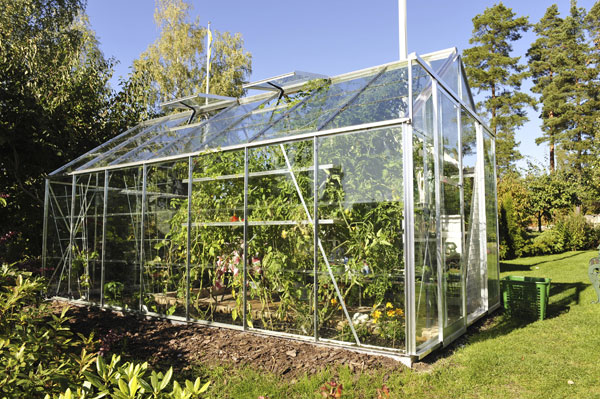 How To Build A Glass House