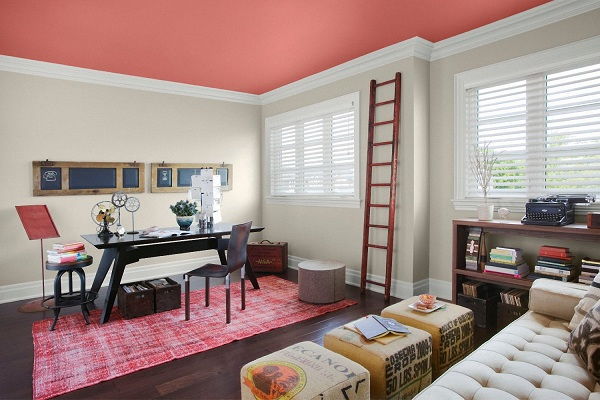 Indoor Color Trends