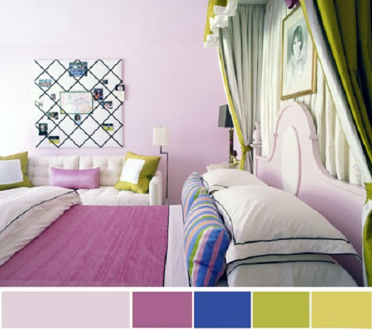 Interior Color Schemes