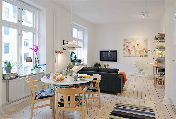 Interior Design Small Apartments