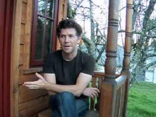 Jay's Tiny House Tour Video