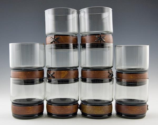 Mid Century Modern Art Glass