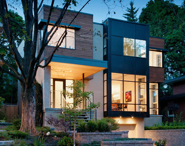 Tips to choose the right modern house designs 2012 home for Modern house plan 2012