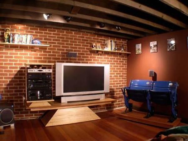 Real Wall Interior