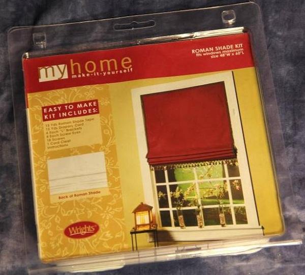 Roman Shade Kits