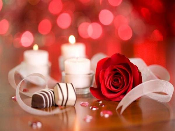 Romantic valentines ideas him home decor report for Romantic ideas for him in the bedroom