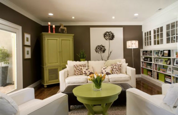 Sage green wall color home decor report Green wall color