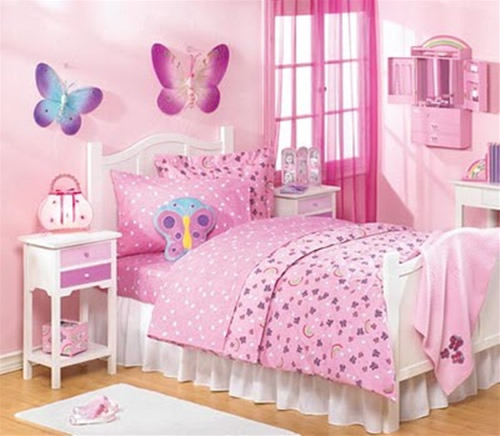 See Beautiful Girls Rooms