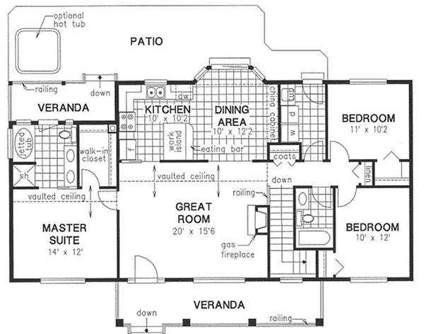 Tips To Plan Simple House Design With Floor Plan Under