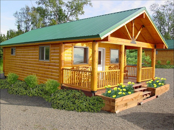 The Small Log Cabin Kits Sale photo belongs to our post about Tips To ...