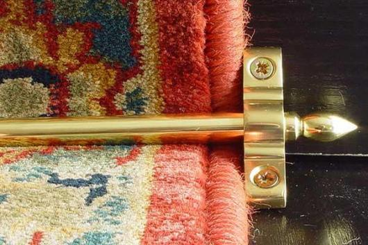 Stair Carpet Runner Rods