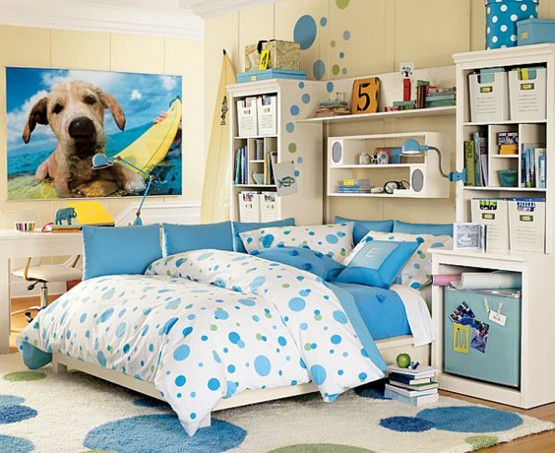 Teenage Girl Room Themes