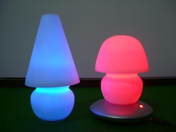 Using Lighting To Change Color