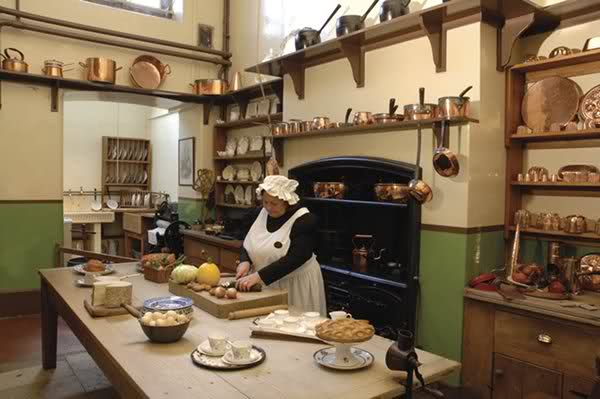 Victorian Era Kitchens