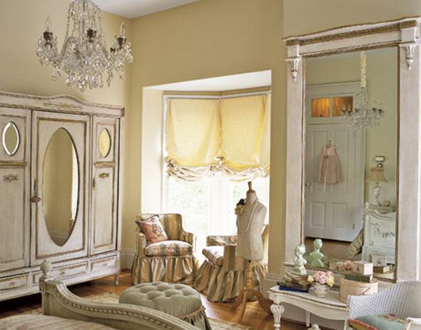 Vintage Room Themes