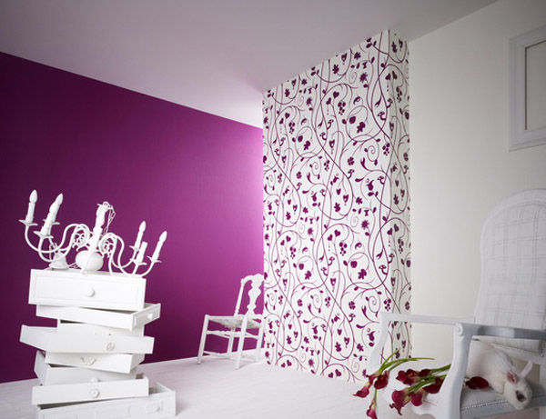 Wallpaper For Interior Design