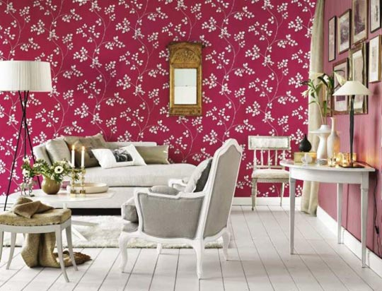 4 Benefits Of Wallpaper For Interior Walls Home Decor Report