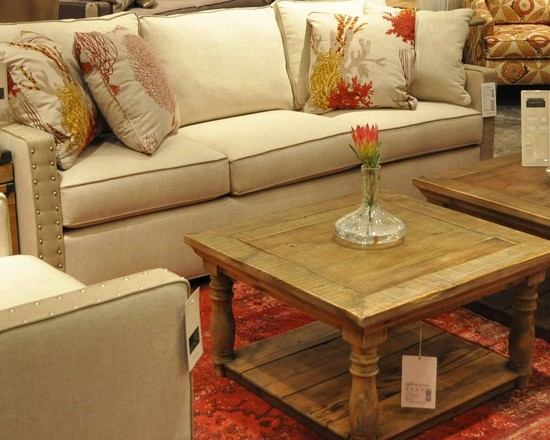 Tips to decorate wooden square centre table home decor for Latest center table design
