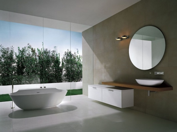 Minimalist Bathrooms And Showers