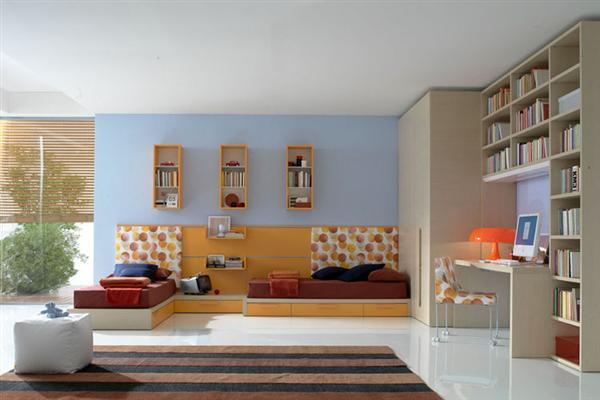 Modern European Bedroom Furniture