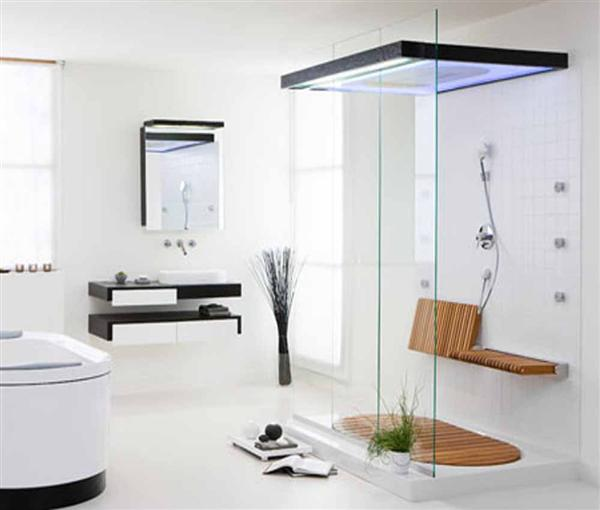 6 solutions for small space bathroom home decor report for Compact bathroom solutions