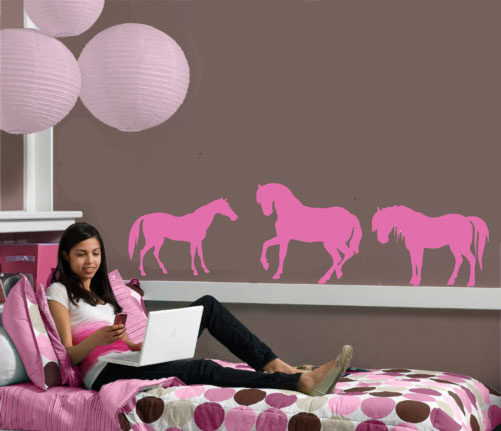 Horse Decor For Girls Room