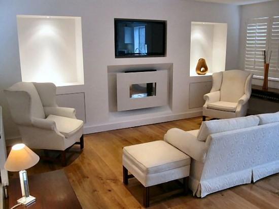 Interior Design Ideas Living Room Fireplace