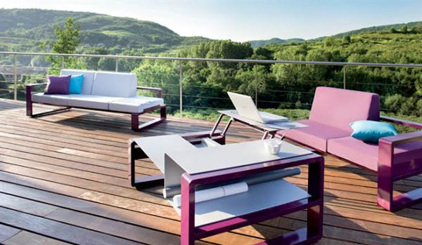 Outdoor Coffee Table Patio Furniture