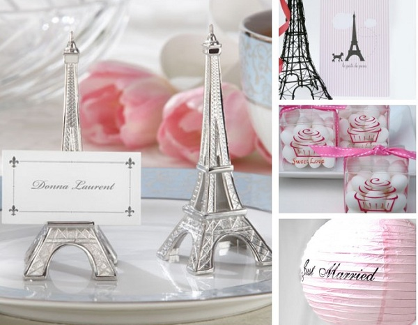 Paris Inspired Decor