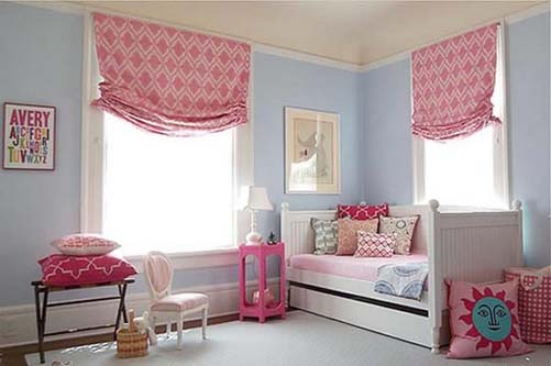 Pink And Blue Bedroom Ideas