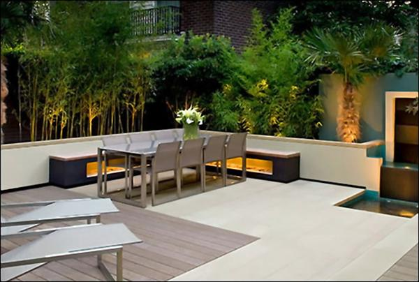 Private Backyard Designs
