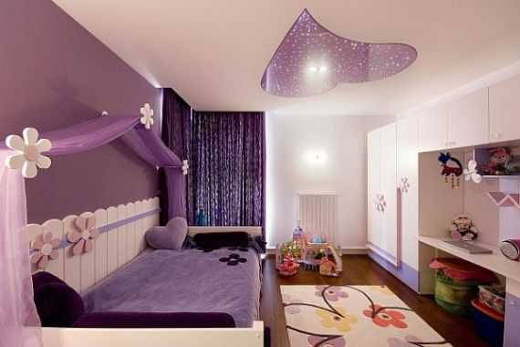 Purple Room Ideas For Adults
