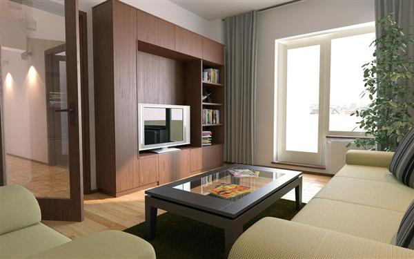 Simple Interior Decoration For House
