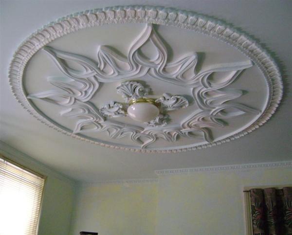 Simple Pop Designs Ceiling