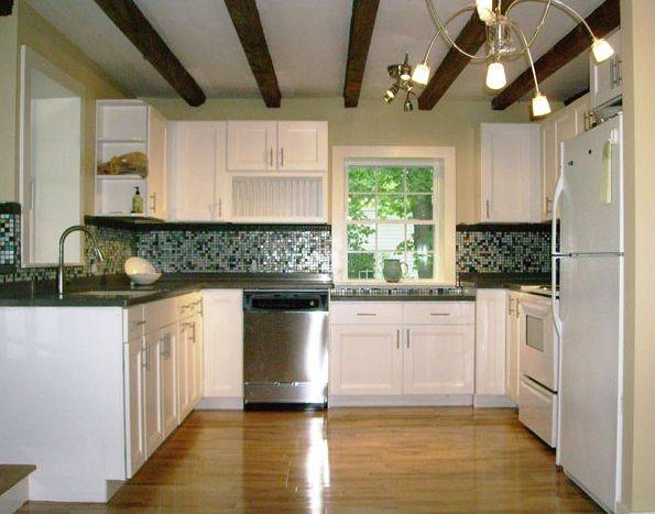 6 Ideas To Solve Small Kitchen Design Layout Problem Home Decor Report