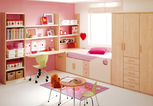 Teen Girl Room Themes